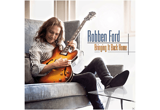 Robben Ford - Bringing It Back Home [CD]