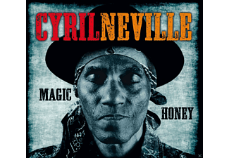 Neville Cyril & The - Magic Honey - (CD)