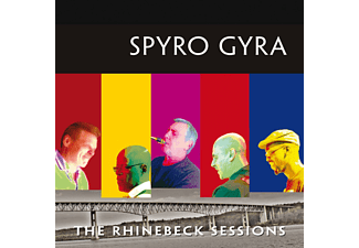 Spyro Gyra - The Rhinebeck Sessions [CD]