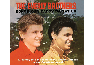 The Everly Brothers, VARIOUS - Songs Our Daddy Taught Us [CD]
