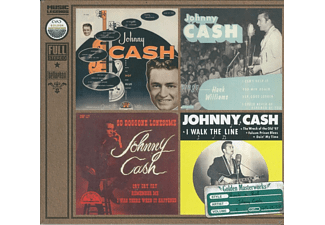Johnny Cash - Music Legends [CD]