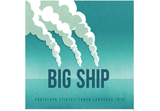 Christoph - Inner Language Trio Stiefel - Big Ship [CD]