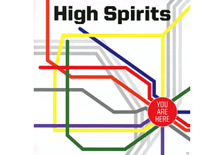 High Spirits - You Are Here - (CD)