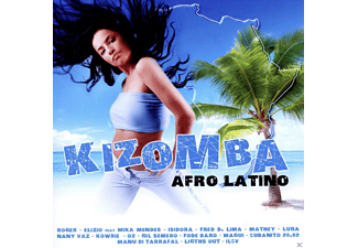 VARIOUS - Kizomba Afro Latino [CD]