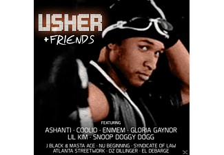 Usher & Friends - Usher & Friends [CD]