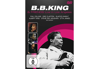 B. B. & Friends King - LIVE IN LOS ANGELES [DVD]