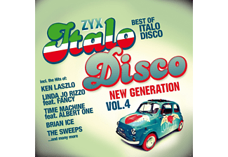 VARIOUS - Zyx Italo Disco New Generation Vol.4 - (CD)