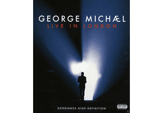 George Michael - George Michael - Live In London - (Blu-ray)