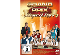 VARIOUS - GRAND PRIX SIEGER & STARS - (DVD)