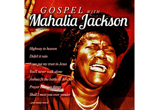 Mahalia Jackson - Gospel With Mahalia Jackson - (CD)