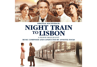 Annette Focks - Night Train To Lissabon - Original Soundtrack - (CD)