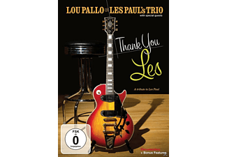 Lou Pallo, VARIOUS - THANK YOU LES - A TRIBUTE TO LOU [DVD]