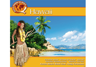 Kaiula Beach Band, Andy Forsmann - Hawaii - (CD)