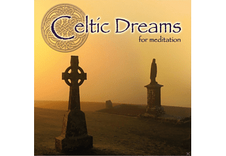 The Celtic Roses - Celtic Dreams For Meditation [CD]