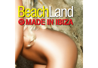 VARIOUS - Beachland - Made In Ibiza - (CD)