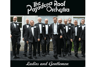 The Pasadena Roof Orchestra - Ladies And Gentlemen - (CD)