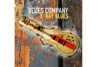 Blues Company - X-Ray Blues - (CD)