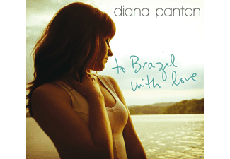 Panton Diana - To Brazil With Love [CD]