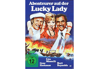 abenteurer auf der lucky lady musik dvd blu ray dvd. Black Bedroom Furniture Sets. Home Design Ideas