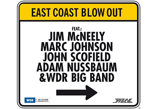 Jim Mcneely, Marc Johnson, John Scofield, Wdr Big Band, Adam Nussbaum - East Coast Blow Out [CD]