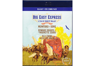The Movie - Big Easy Express [Blu-ray + DVD]