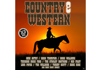 VARIOUS - Country & Western - (CD)