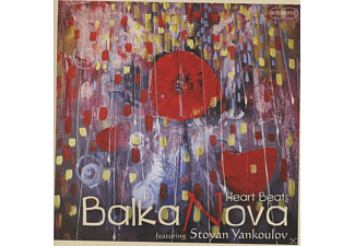 Balkanova - Heart Beats [CD]