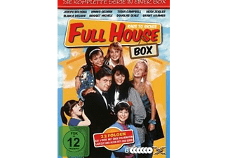 Full House: Rags To Riches (Season 1+2) - (DVD)