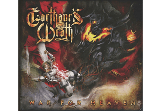 Gorthaurs Wrath - War For Heaven - (CD)