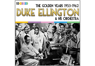 Duke Ellington & His Orchestra - The Golden Years 1953-1962 [CD]