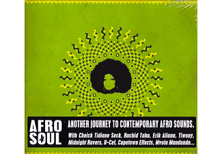VARIOUS - Afro Soul-Another Journey - (CD)