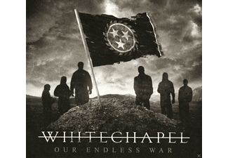 Whitechapel - Our Endless War - (CD)