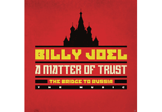 Billy Joel - A Matter Of Trust: The Bridge To Russia: The Music - (CD)
