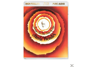 Stevie Wonder - Songs Of The Key Of Life (Blu-Ray Audio) - (Blu-ray Audio)