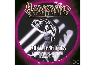 Hawkwind - Coded Languages [CD]