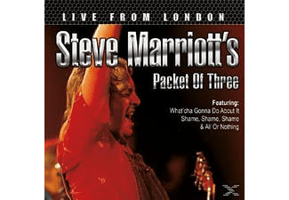 Steve Marriott - Live From London [CD]