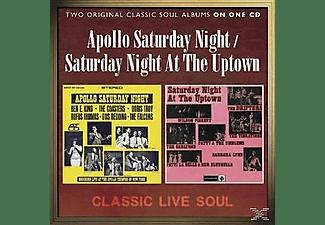 Various - A Saturday Night At Heaven