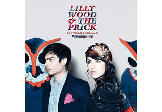 Lilly Wood And The Prick - Invincible Friends - (CD)