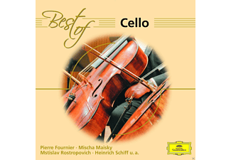 VARIOUS - BEST OF CELLO - (CD)