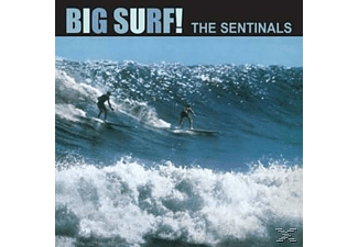 The Sentinals - Big Surf! - (Vinyl)
