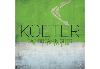 Koeter - Caribbean Nights - (LP + Download)