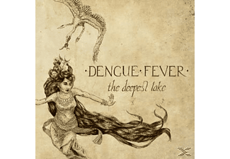 Dengue Fever - The Deepest Lake [CD]