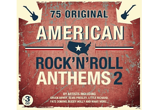 VARIOUS - American Rock 'N' Roll Anthems 2 - (CD)