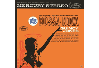 Quincy Jones - Big Band Bossa Nova (Back To Black) [Vinyl]