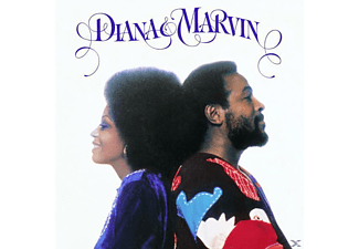 Diana Ross, Diana Ross Marvin Gaye - Diana & Marvin [CD]