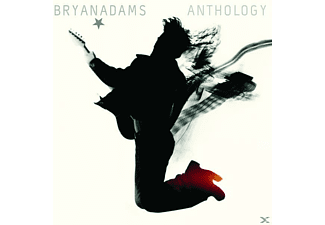 Bryan Adams - ANTHOLOGY - (CD)