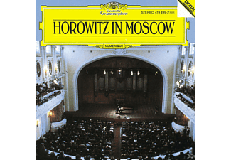 Vladimir Horowitz - Horowitz In Moskau [CD]