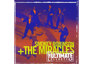 Smokey Robinson, Robinson Smokey & Miracles The - Ultimate Collection [CD]