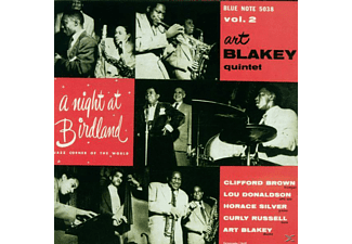 Art Blakey - A NIGHT AT BIRDLAND 2 (+2 BONUS TRACKS) - (CD)