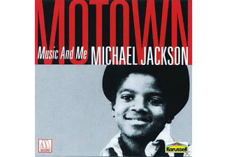 Michael Jackson - Music And Me - (CD)